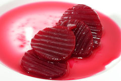Boiled beetroot Royalty Free Stock Images