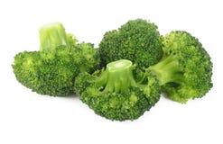 Boiled broccoli vegetable Stock Photo