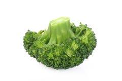 Boiled Broccoli Stock Image