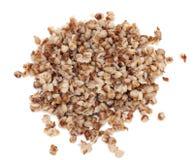 Boiled buckwheat Stock Photos