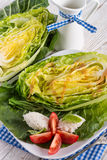 Boiled cabbage Stock Images