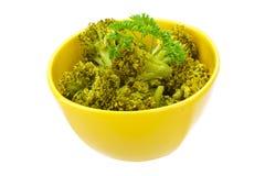 Boiled cauliflower Stock Image