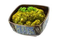 Boiled cauliflower Stock Photos