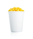 Boiled corn Royalty Free Stock Photo