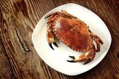 Boiled crab Stock Photos