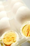 Boiled egg Royalty Free Stock Photos