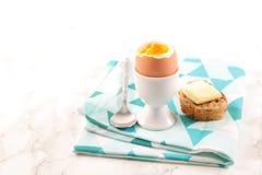 Boiled egg royalty free stock image