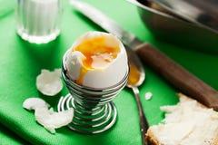 Boiled egg Stock Photography