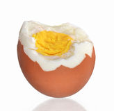 Boiled egg. Stock Photo