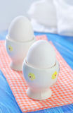 Boiled eggs Royalty Free Stock Photos