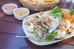 Cuisine Thai food Royalty Free Stock Image