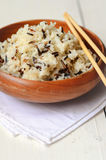 Boiled Mixed Rice Stock Images