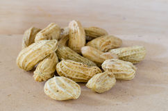Boiled peanut snack Stock Photography