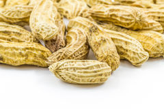 Boiled peanut Stock Photo