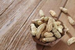 Boiled peanut Royalty Free Stock Photo