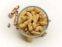 Boiled peanuts Royalty Free Stock Photo