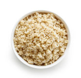 Boiled Quinoa seeds Stock Images