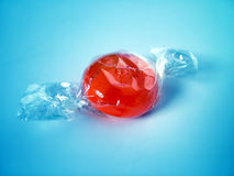 Boiled red sweet Stock Images