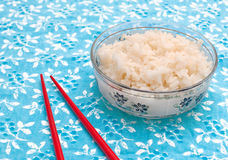 Boiled rice Royalty Free Stock Image