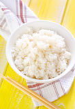 Boiled rice Royalty Free Stock Images