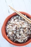 Boiled rice Royalty Free Stock Photo