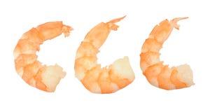 Boiled shrimp Royalty Free Stock Photography