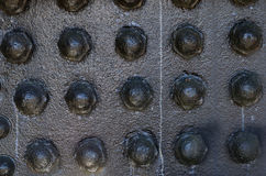Boiler Bolts Royalty Free Stock Photos