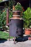 Boiler brandy Royalty Free Stock Images