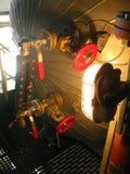 Boiler drum Stock Image