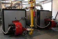 Boiler-house Stock Image