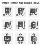 Boiler icon Stock Image