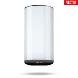 Boiler realistic vector illustration. Royalty Free Stock Image