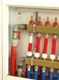 Boiler room equipment Stock Photos
