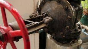 Boiler room stock video