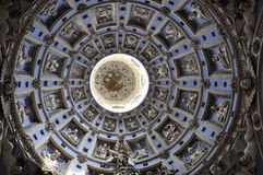 Boim chapel dome Royalty Free Stock Photos