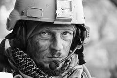 Boina verde del Ejército de los EE. UU. Foto de archivo