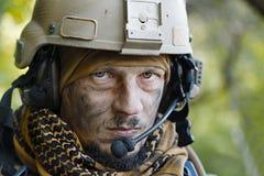 Boina verde do exército dos EUA Foto de Stock