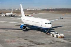 Boing 767-200 免版税库存图片