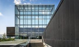 Boisé biblioteki skylight Obrazy Stock