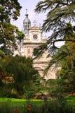 bois大教堂法国 免版税图库摄影