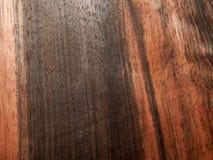 Bois d'ébène en bois Eben Makassar de placage en bois naturel Photos stock
