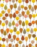 Bois d'automne illustration libre de droits
