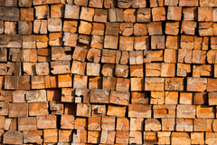 bois d'incendie Images libres de droits