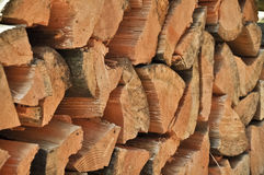 bois de chauffage Images stock
