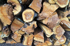 Bois de prunier pour chauffage