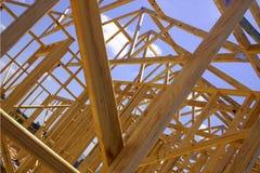 Bois de construction ! Photographie stock libre de droits