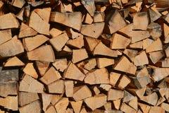 Bois de construction Photo stock
