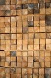 Bois de construction Image stock