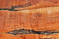 Bois de construction en bois Photos libres de droits