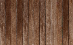 Bois de construction en bois foncé de panneau de planche de fond de texture Image libre de droits